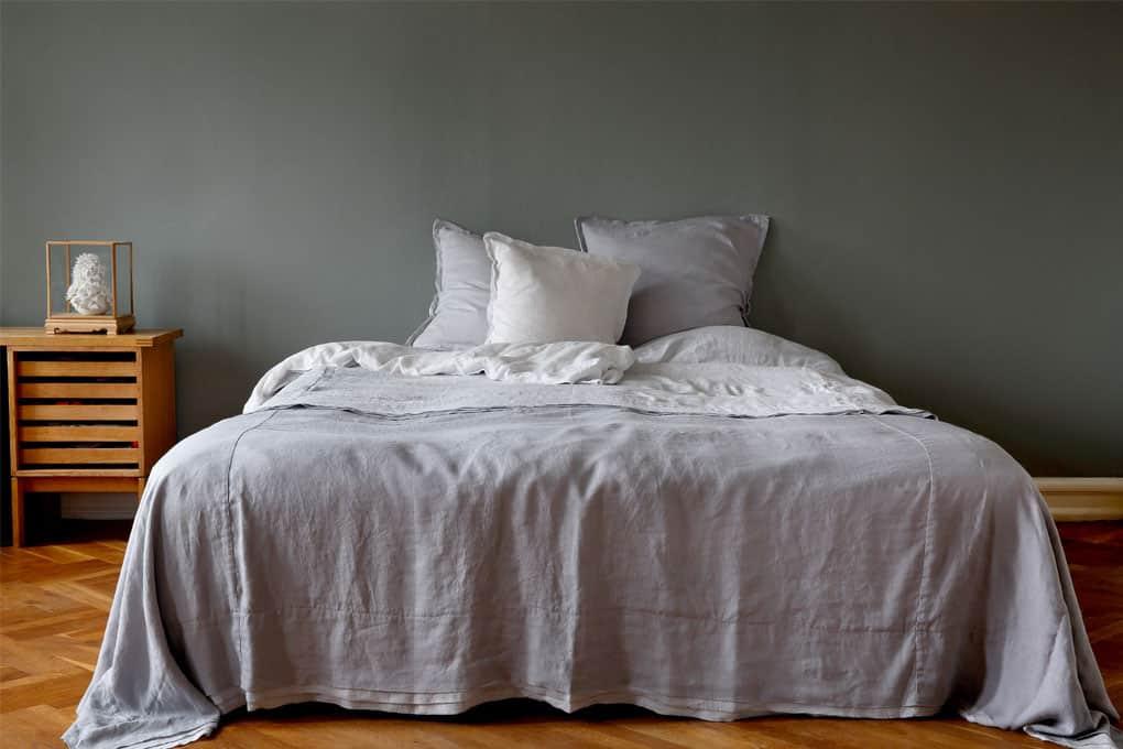 Fabric Copenhagen - Linen Bedspread