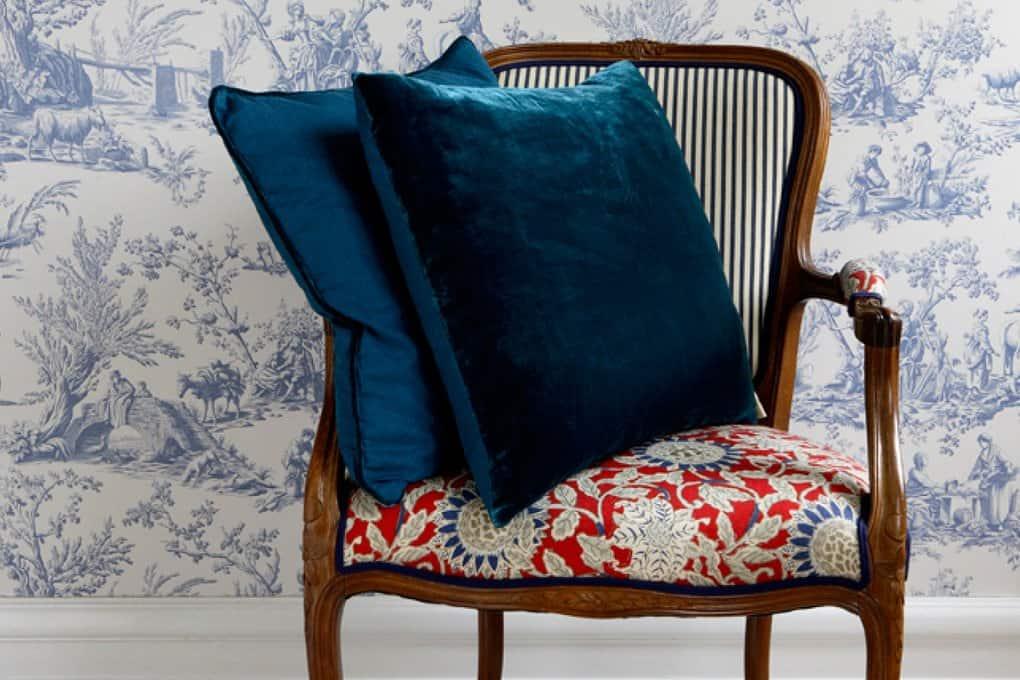 Red Chair - Fabriccopenhagen.dk